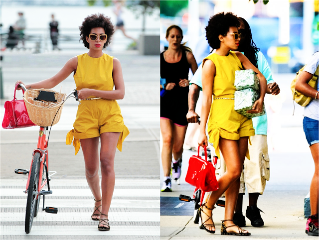 Solange-Yellow-Playsuit